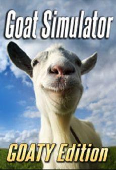 free steam game Goat Simulator: GOATY