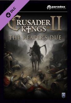 free steam game Crusader Kings II: The Reaper's Due