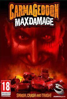free steam game Carmageddon: Max Damage