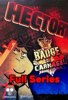 free steam game Hector: Badge of Carnage - Full Series