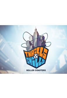 Thrills & Chills - Roller Coasters VR