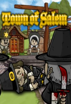 free steam game Town of Salem