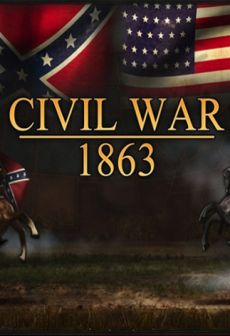 free steam game Civil War: 1863