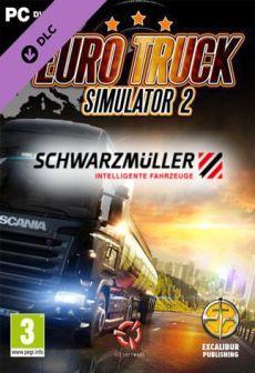 free steam game Euro Truck Simulator 2 - Schwarzmüller Trailer Pack