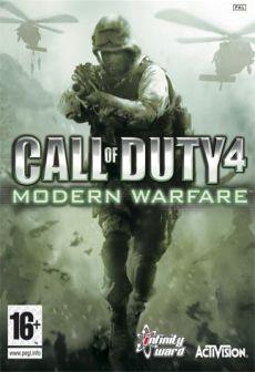 Call of Duty 4: Modern Warfare Steam Key MAC