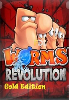 free steam game Worms Revolution Gold Edition