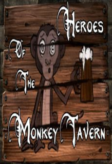 free steam game Heroes of the Monkey Tavern