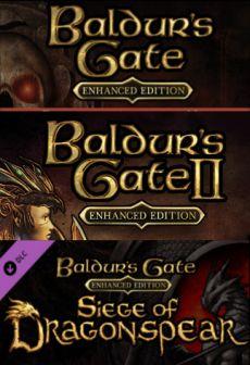 free steam game Baldur's Gate: The Complete Saga