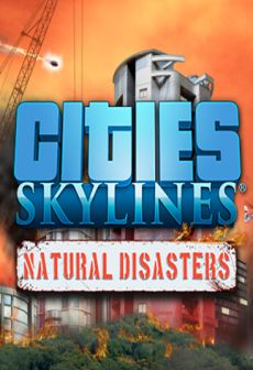 free steam game Cities: Skylines - Natural Disasters