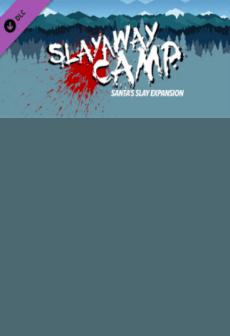 free steam game Slayaway Camp - Santa's Slay Expansion