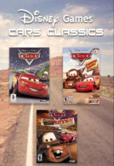 free steam game Disney Cars Classics