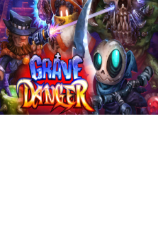 free steam game Grave Danger