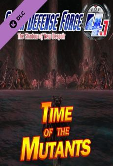 EARTH DEFENSE FORCE 4.1 The Shadow of New Despair Mission Pack 1: Time of the Mutants