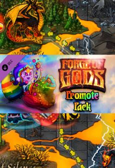 Forge of Gods: Promote pack