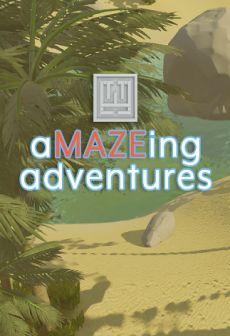 free steam game aMAZEing adventures VR