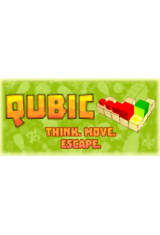 free steam game QUBIC