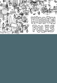 free steam game Hidden Folks