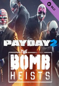 free steam game PAYDAY 2: The Bomb Heists