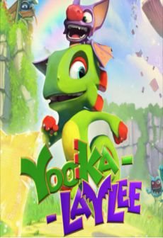 free steam game Yooka-Laylee