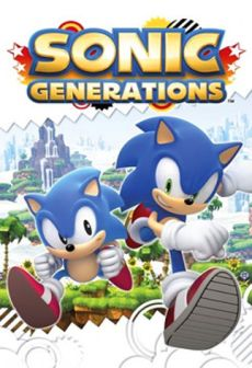 free steam game Sonic Generations Collection