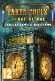 free steam game Taken Souls: Blood Ritual Collector's Edition