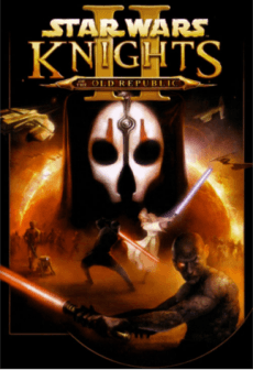 STAR WARS Knights of the Old Republic II - The Sith Lords
