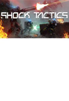 free steam game Shock Tactics