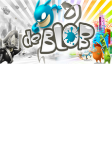 free steam game de Blob