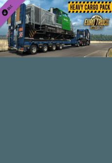 free steam game Euro Truck Simulator 2 - Heavy Cargo Pack