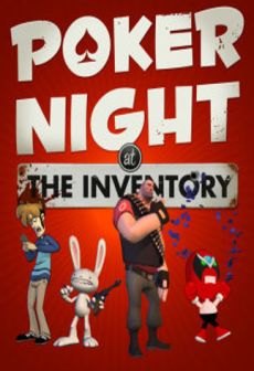 free steam game Poker Night at the Inventory