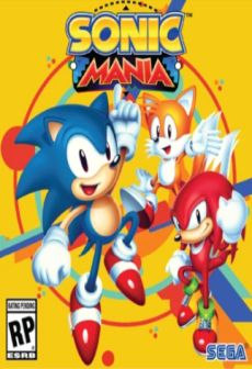 free steam game Sonic Mania