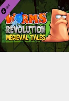 Worms Revolution: Medieval Tales Key Steam