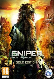 free steam game Sniper: Ghost Warrior - Gold Edition