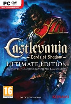 free steam game Castlevania: Lords of Shadow Ultimate Edition