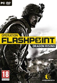 free steam game Operation Flashpoint: Dragon Rising