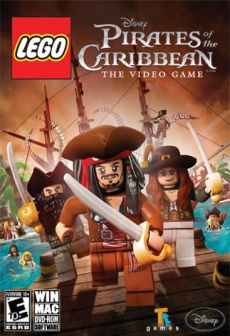 free steam game LEGO Pirates of the Caribbean