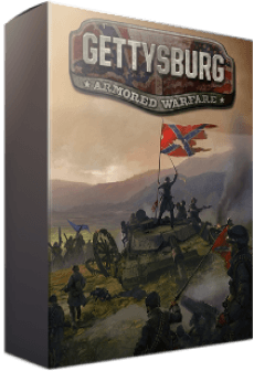 free steam game Gettysburg: Armored Warfare