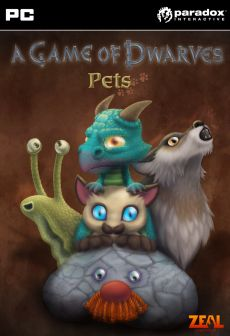 A Game of Dwarves Pets