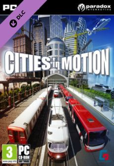 Cities in Motion - St. Petersburg