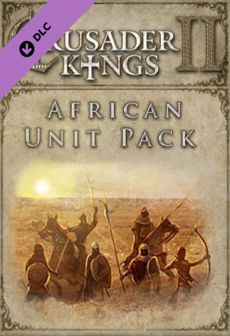 free steam game Crusader Kings II - African Unit Pack
