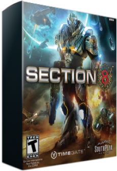 free steam game Section 8