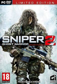 Sniper Ghost Warrior 2 Limited Edition