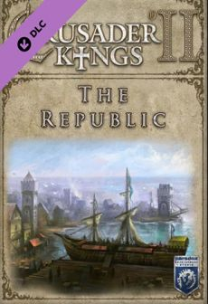 free steam game Crusader Kings II - The Republic