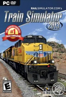 free steam game Train Simulator 2013