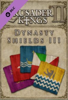 Crusader Kings II - Dynasty Shield III