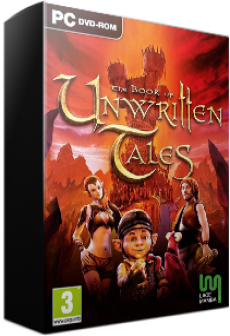 The Book of Unwritten Tales Digital Deluxe Edition