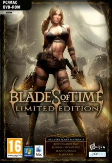 free steam game Blades of Time: Limited Edition