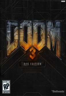 free steam game Doom 3 BFG Edition
