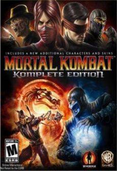 free steam game Mortal Kombat: Komplete Edition