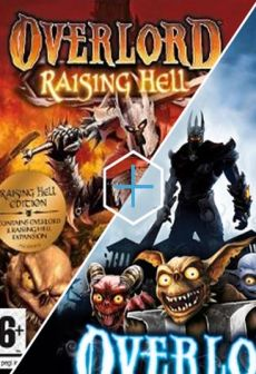 Overlord + Overlord: Raising Hell Pack